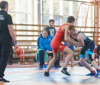 Первенство УРФО по греко римской борьбе до 18 лет