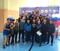 Первенство УрФо по греко-римской борьбе среди юношей до 16 лет
